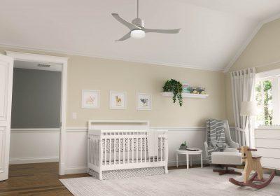 پنکه سقفی اتاق کودک - بهترین سیسمونی نوزاد و دکوراسیون اتاق کودک